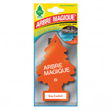 Afbeelding van Arbre Magique luchtverfrisser 12 x 7 cm Ibiza Cokctail oranje