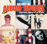 Image of A Bried History Of Album Covers (Updated Version) Book