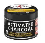 Afbeelding van Lucovitaal Activated Charcoal Houtskoolpoeder Supplement