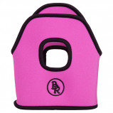 Imagem de BR Stirrup Covers Neoprene Bright Pink 12cm