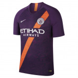 Abbildung von 2018/19 Manchester City FC Vapor Match Third Men's Football Shirt Purple