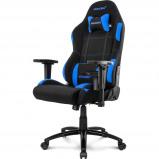 Afbeelding van AKRacing, gaming Chair Core EX Wide Zwart / Blauw stoel