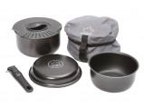 Image de Bo Camp Batterie de cuisine Trekking 5 Pièces Aluminium