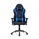 Afbeelding van AKRACING gaming Chair Core SX PU Leather Blauw stoel