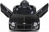 Afbeelding van Bentley kinderauto Continental zwart