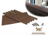 Afbeelding van Anti Klim Strips 10 stuks Voor het weren van dieren of dieven