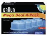 Afbeelding van Braun scheerapparaat cartridge Clean&Renew 2 pack