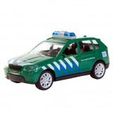 Afbeelding van Basic 112 Pull Back Veiligheidsregio Auto met Licht en Geluid 1:43