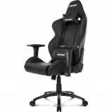 Afbeelding van AKRACING, gaming Chair Core LX PU Leather Zwart stoel