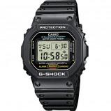Afbeelding van Casio G Shock DW 5600E 1VER horloge herenhorloge Zwart