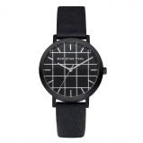 Afbeelding van Christian Paul The Strand Grid 35 MM Black / horloge