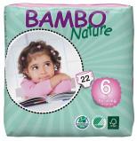 Afbeelding van Bambo Nature Luiers 6 XL 16 30kg