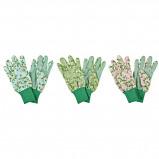 Abbildung von Esschert Handschuhe Rosendruck Assorti