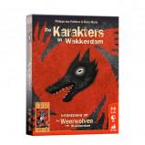 Afbeelding van 999 Games De Weerwolven van Wakkerdam: Karakters kaartspel