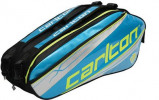 Afbeelding van Carlton Kinesis Tour 2 vaks badmintontas (Kleur: blauw)