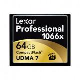Afbeelding van Lexar CF Pro 1066x UDMA7 64GB 160MB/sec compact flash