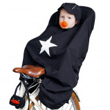 Image of Babytrold Raincover for Bicycle Seat