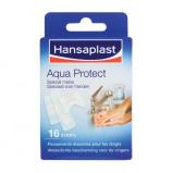 Afbeelding van Hansaplast Pleisters aqua protect speciaal voor handen 16 stuks
