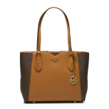 Afbeelding van Michael Kors Mae Brown Acorn Shopper 30H9GM5T8B 252