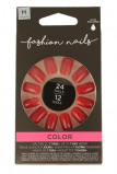 Afbeelding van Fashion Nails Color Red 1ST