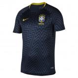 Image of Brazil CBF Dri FIT Squad Older Kids' Football Pants Blue