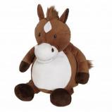 Obrázek Rider Pro Stuffed Horse Toy Brown