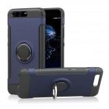 """Bilde av """"ANGIBABE Huawei P10 Deksel laget av metall, plastikk og silikon Blå"""""""