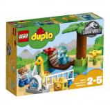 Afbeelding van 10879 LEGO® DUPLO® Kinderboerderij met vriendelijke reuzen