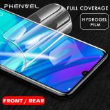 Εικόνα του 0.1MM Gel Protective film for Huawei P Smart Plus 2019 TPU 3D Screen protector for Huawei P smart 2019 hydrogel film