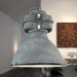 Afbeelding van Brilliant anouk vintage hanglamp met glazen diffuser, voor woon / eetkamer, metaal, E27, 60 W, energie efficiëntie: A++