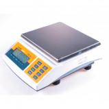 Afbeelding van Bankweegschaal Christen OR 50 30 kg / 1 gr.