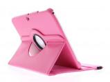 Abbildung von 360 drehbare Schutzhülle Rosa für das Samsung Galaxy Tab 3 10.1
