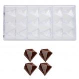 Afbeelding van Bonbonvorm Chocolate World Davide Comaschi (18) 38x32x22,5mm