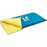 Afbeelding van Abbey slaapzak Fairytale blauw/geel jongens 140 x 70 cm