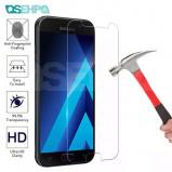 Εικόνα του 0.22mm Tempered Glass For Samsung Galaxy J3 J5 J7 A3 A5 A7 2015 2016 2017 A6 A8 A9 2018 Screen Protector Glass Protective Film