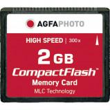 Afbeelding van Agfaphoto Compact Flash 2GB High Speed 300x MLC