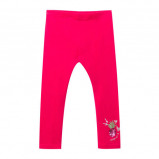 Afbeelding van Desigual 3/4 legging met ananas roze