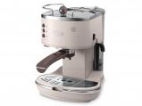 Afbeelding van De'Longhi ECOV311.BG Icona Vintage Halfautomatische Espressomachine Beige