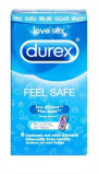 Afbeelding van Durex Emoji Feel Safe Condoms 6 pcs