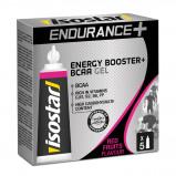 Afbeelding van Isostar Energiegel Endurance BCAA rode vruchten 5x 20 g