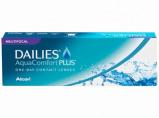 Afbeelding van Dailies Aqua Comfort Plus Multifocal 30 lenzen