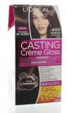 Afbeelding van L'Oréal Casting Creme Gloss Haarverf 400 Espresso Middenbruin