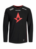 Image of Astralis Merc Official T Shirt LS 2019 10 Years