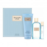 Afbeelding van Abercrombie & Fitch First Instinct Blue for women Gift set