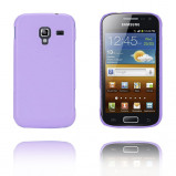 "Bilde av ""Alpha (Lilla) Samsung Galaxy Ace 2 Etui"""
