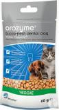 Afbeelding van Orozyme Bucce Fresh Dental Croq Hond en kat < 10 kg 60 gr