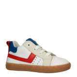 Afbeelding van Clic! CL 9890/F leren sneakers wit