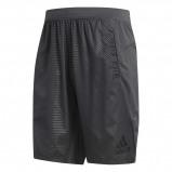 Afbeelding van Adidas 4KRFT Woven 10 inch Embossed Graphic Short Heren Grey Six L