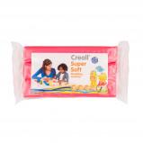 Afbeelding van Creall Super Soft Boetseerklei Roze 500 Gram
