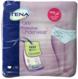 Afbeelding van Tena Protect Underwear Women Discrete Large, 10 stuks